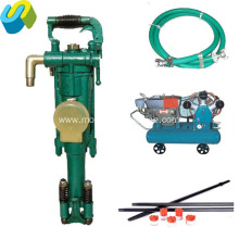 Portable Rock Drilling Machine Pneumatic Jack Hammer